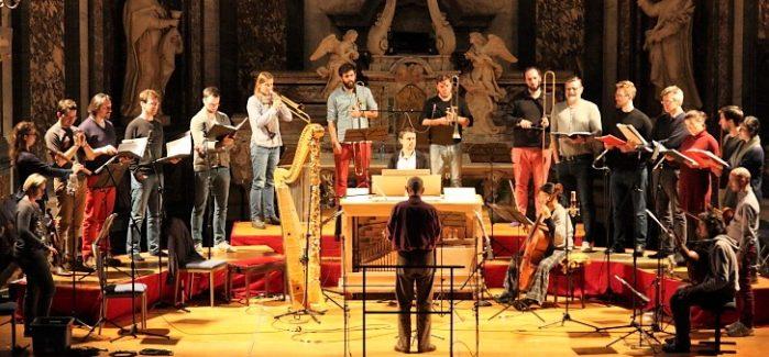 Ensemble La Fenice & Favoriti de La Fenice Vêpres de Monteverdi