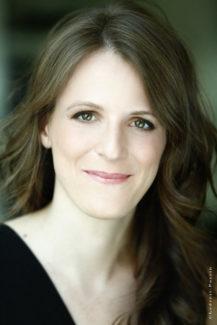 Sylvie Bedouelle mezzo-soprano photo