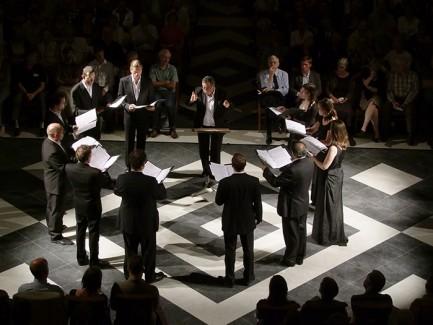 Huelgas Ensemble 2 credit to Luk Van Eeckhout