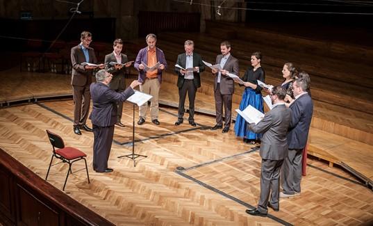 Huelgas Ensemble 3 credit to DG Art Projects Warsaw/Philharmonic